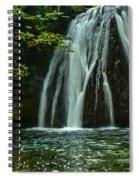 Flowing Falls  Spiral Notebook