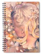 Flutter Your Wings 02 Spiral Notebook