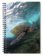 Flyby Spiral Notebook