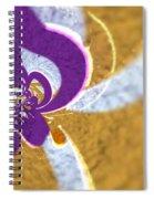 Flying Spiral Notebook