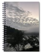 Fog Roll On Wataba Spiral Notebook