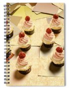 Foodie Nostalgia Spiral Notebook