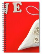 For Valentines Day 2 Spiral Notebook