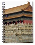 Forbidden City 60 Spiral Notebook