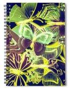 Forest Flutters Spiral Notebook