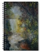 Forest Murmers Spiral Notebook