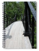 Forest Park Walkway 2019 Spiral Notebook