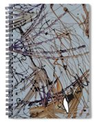 Fork Spiral Notebook