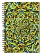 Forms Of Nature #14 Spiral Notebook