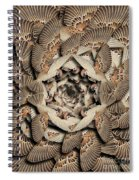 Forms Of Nature #16 Spiral Notebook