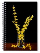 Forsythea Spiral Notebook