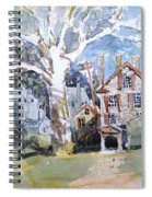 Fort Hunter Sunshine Spiral Notebook