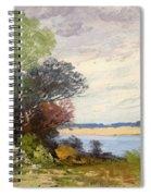 Fox River 1909 Spiral Notebook