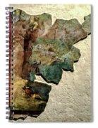 Fragment Spiral Notebook