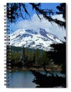 Framed - South Sister Spiral Notebook