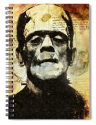 Frankenstein's Notebooks Spiral Notebook