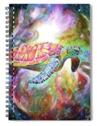 Free Flight Spiral Notebook