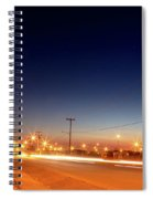 Freedom Square  Spiral Notebook