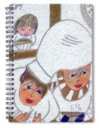 French Chefs Spiral Notebook