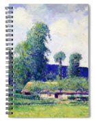 French Farm Spiral Notebook