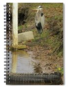 Friendly Hunting Together Spiral Notebook