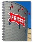 Frisco Museum  Spiral Notebook
