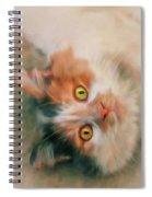 Frisky Spiral Notebook