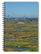 From Algarve To Andalusia Spiral Notebook