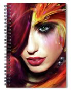 From The Ashes Spiral Notebook