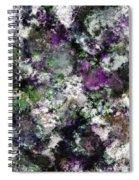 Frosty Frosty Spiral Notebook