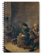 Fumadores   Spiral Notebook