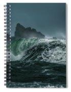 Fury #1 Spiral Notebook