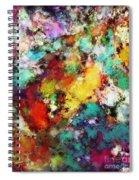Fuse Spiral Notebook