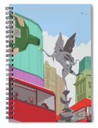 G And T Spiral Notebook