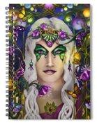 Galadriel Spiral Notebook