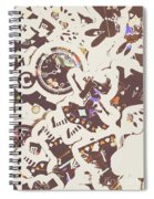 Games And Fairytales Spiral Notebook