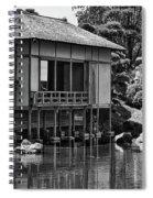 Garden Views II Spiral Notebook