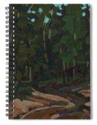 Gargantua Harbour Brook Spiral Notebook