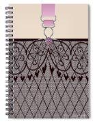 Garter Spiral Notebook