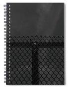 Gated  Spiral Notebook