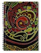 Gems Gallore Spiral Notebook