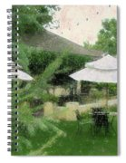 Gentility Impression  Spiral Notebook