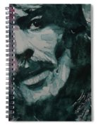 George Harrison - All Things Must Pass Spiral Notebook