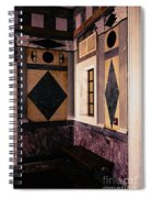 Getty Villa Interior  Spiral Notebook
