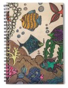 Gils Night Out Spiral Notebook