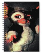Gizmo Spiral Notebook