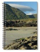 Glassilaun Beach Connemara Spiral Notebook