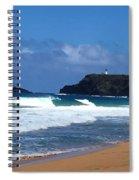 Glorious Escape Spiral Notebook