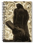 Gogh Johnny Go Spiral Notebook