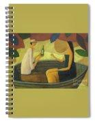 Good Afternoon Spiral Notebook